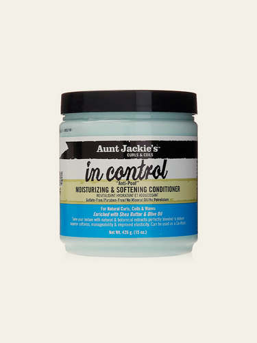 Aunt Jackie's – In Control Moisturizing and Softening Conditioner