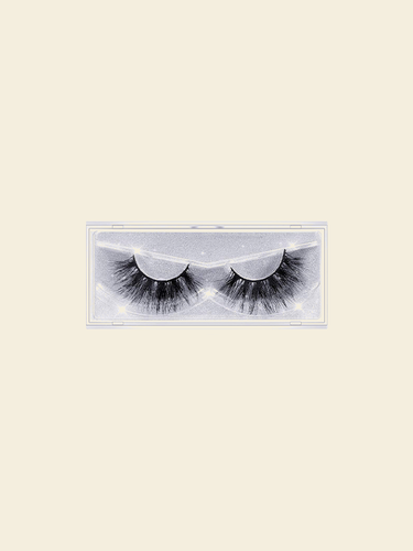 A for Afro – 'That B' 3D Mink Eyelashes