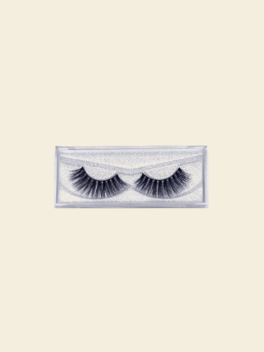 A for Afro – 'Butterfly Baby' 3D Mink Eyelashes