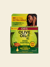 Indlæs billede til gallerivisning ORS – Olive Oil Edge Control Hair Gel