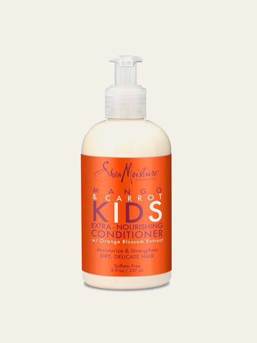 Mango & Carrot Kids Extra-Nourishing Conditioner - 236ml