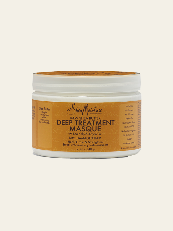 SheaMoisture – Raw Shea Butter Deep Treatment Masque