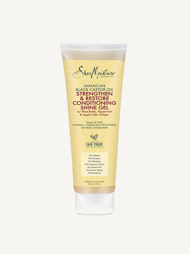 SheaMoisture – Jamaican Black Castor Oil Conditioning Shine Gel