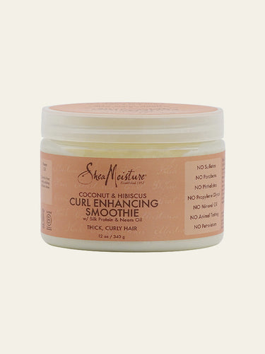 SheaMoisture – Coconut & Hibiscus Curl & Shine Enhancing Smoothie