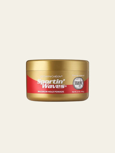 Sportin' Waves – Maximum Hold Gel Pomade