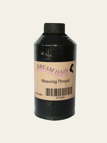 Dream Hair – Weaving Thread Non Elastic - Black