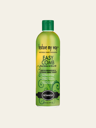 Texture My Way – Easy Comb Leave-In Detangling & Softening Crème Therapy