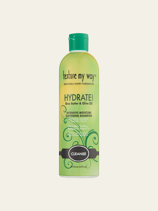 Texture My Way – Hydrate Intensive Moisture Softening Shampoo