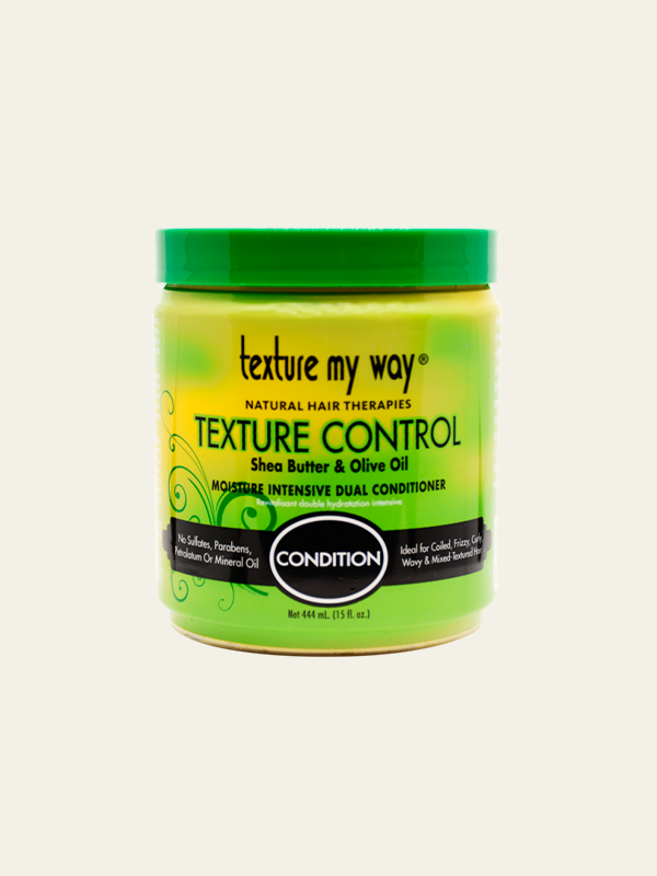Texture My Way – Texture Control Moisture Intensive Dual Conditioner