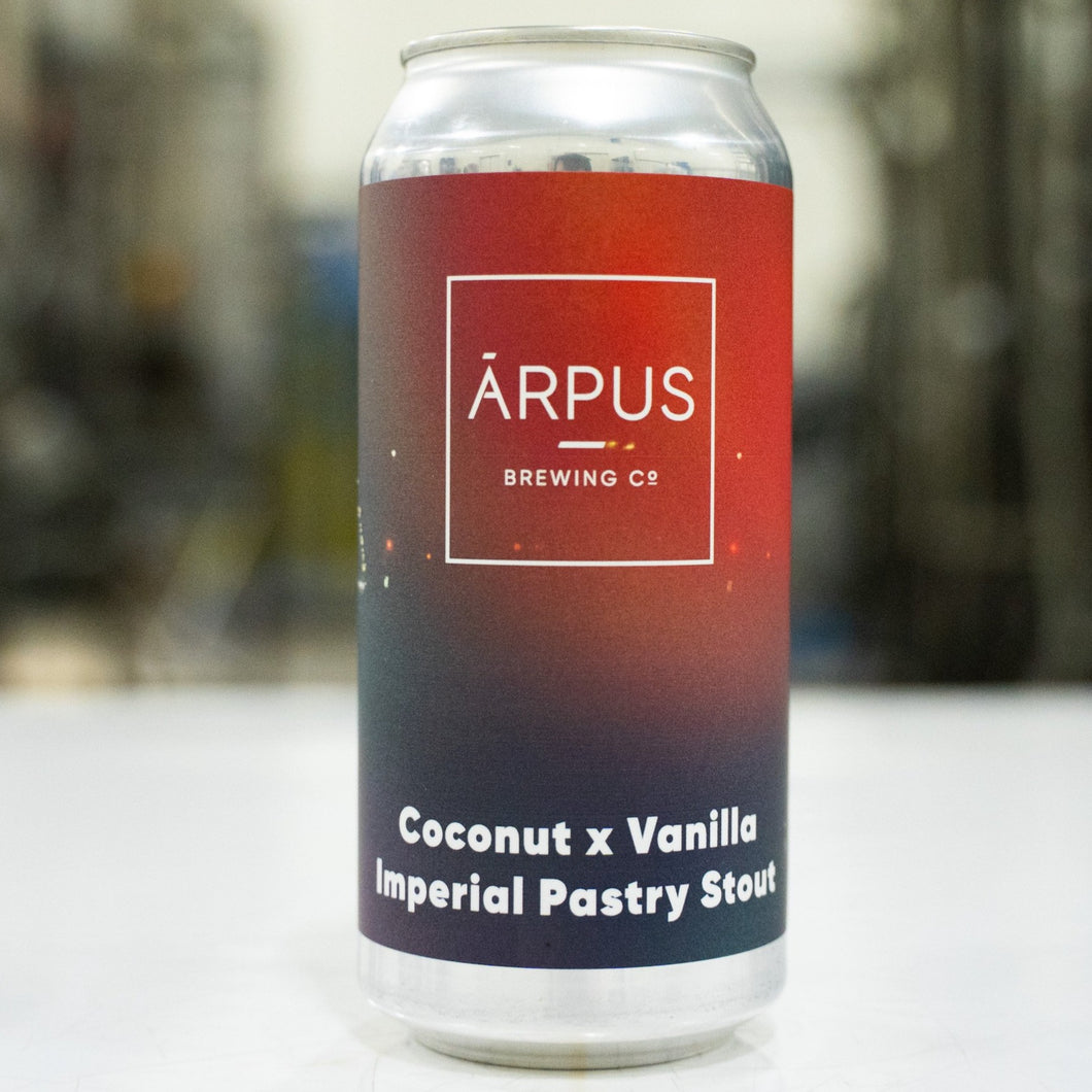 Coconut x Vanilla Imperial Pastry Stout