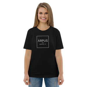 Ārpus organic cotton t-shirt (black)