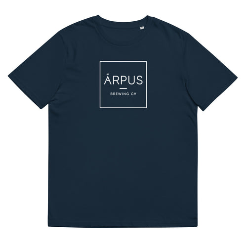 Ārpus organic cotton t-shirt (navy)