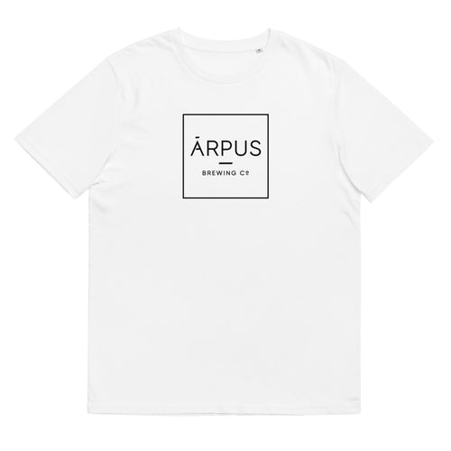 Ārpus organic cotton t-shirt (white)