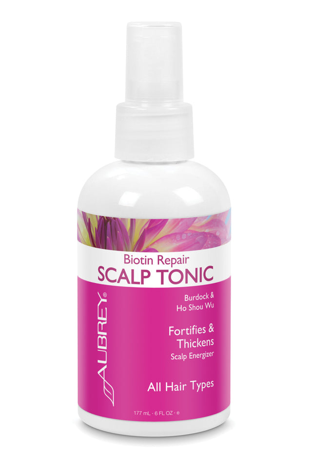 Biotin Repair Scalp Tonic - 6oz