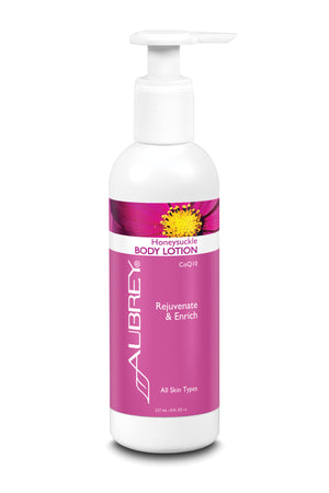 Honeysuckle Body Lotion - 8oz