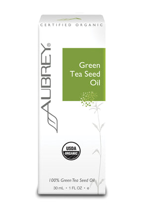Green Tea Seed Oil - 1oz