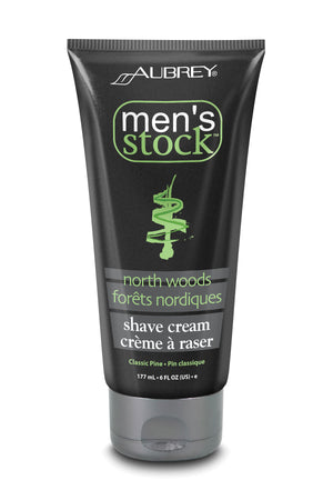 North Woods Shave Cream - 2oz