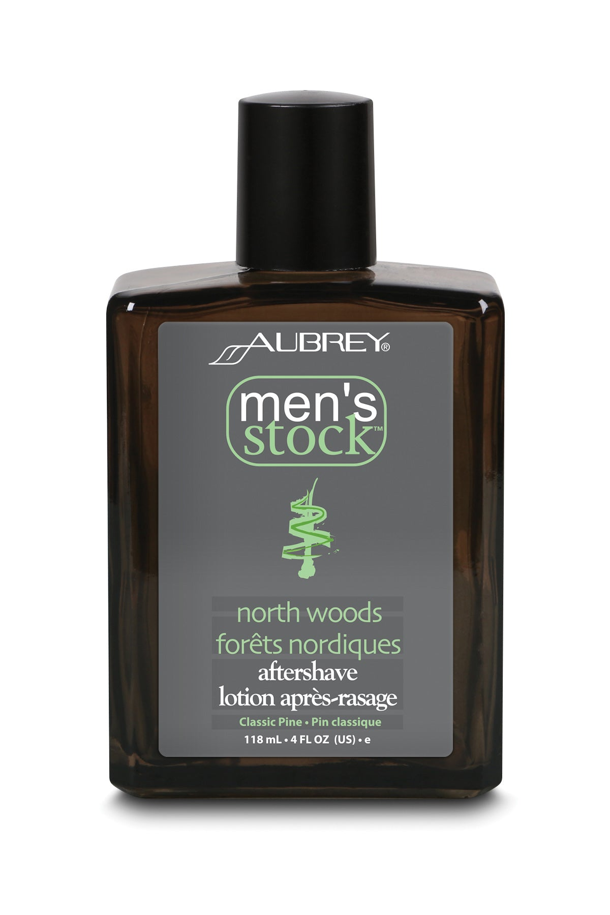 North Woods Aftershave - 4oz