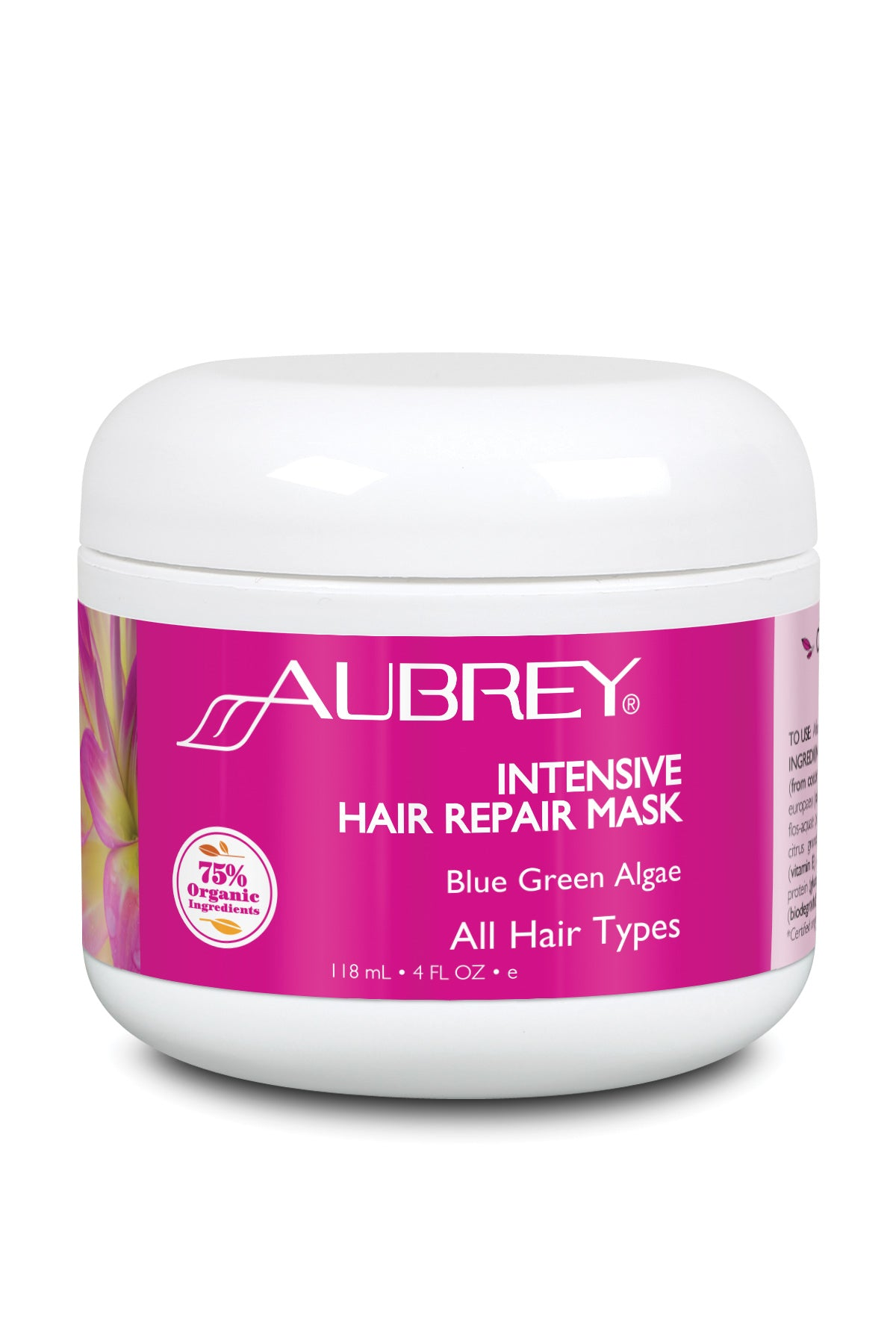 Intensive Hair Repair Mask - 4oz