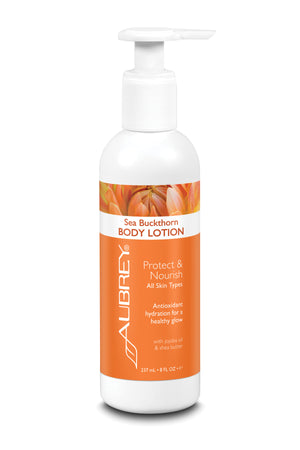 Sea Buckthorn Body Lotion - 8oz