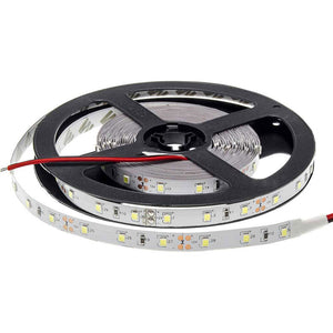 5 Meter LED Strip 2835 Non-Waterproof  4.8W/m Red