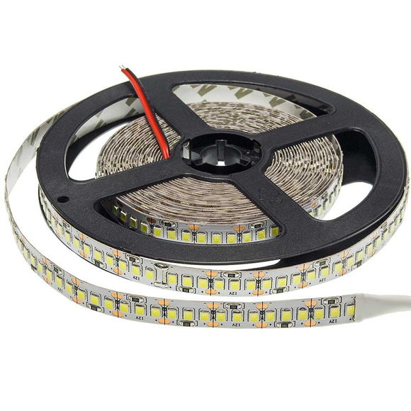5 Meter LED Strip 2835 Non-Waterproof  16.5W/m Warm white 2700K