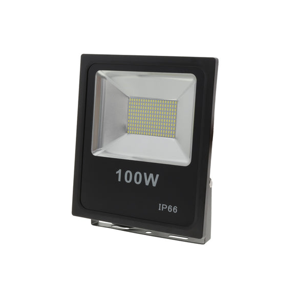 LED Floodlight SMD 100W White light 6000K