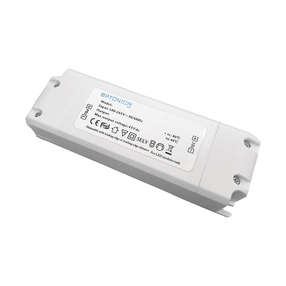 LED Dimmable Driver For LED Panel 48W 1100mA