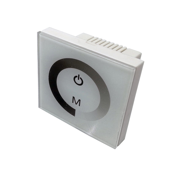 LED Sensor Dimmer Wall Mountable White 144W
