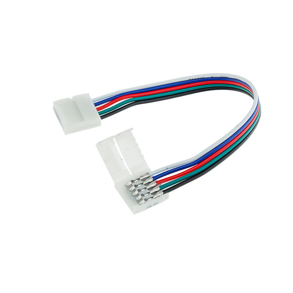 Flexible Connector For LED Strip RGB+WH