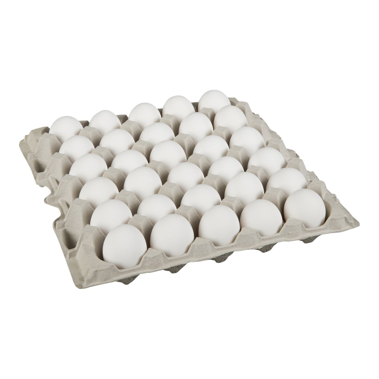 Wholesome Farms Oeufs Blancs Calibre Medium Grade A Canadien - 1 Unité [$2,67/douzaine]