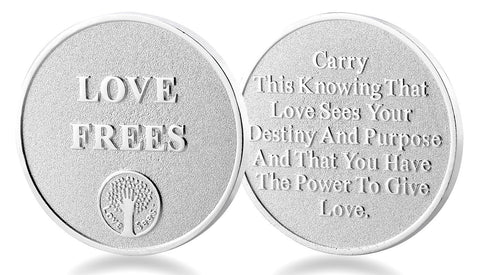 Love Frees Coin