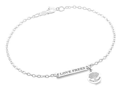 Love Frees Bracelet