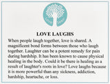 Love Laughs 18 kt Gold Vermeil Necklace
