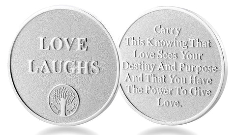 Love Laughs Coin