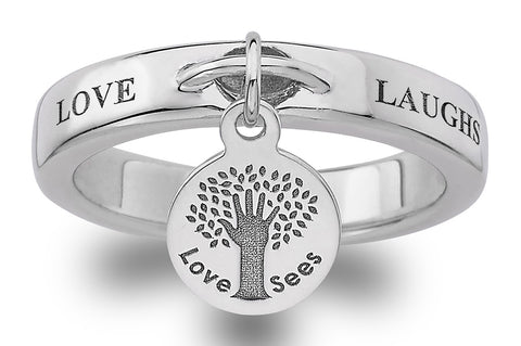 Love Laughs Ring