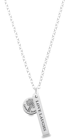 Love Laughs Necklace
