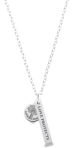 Love Protects Necklace