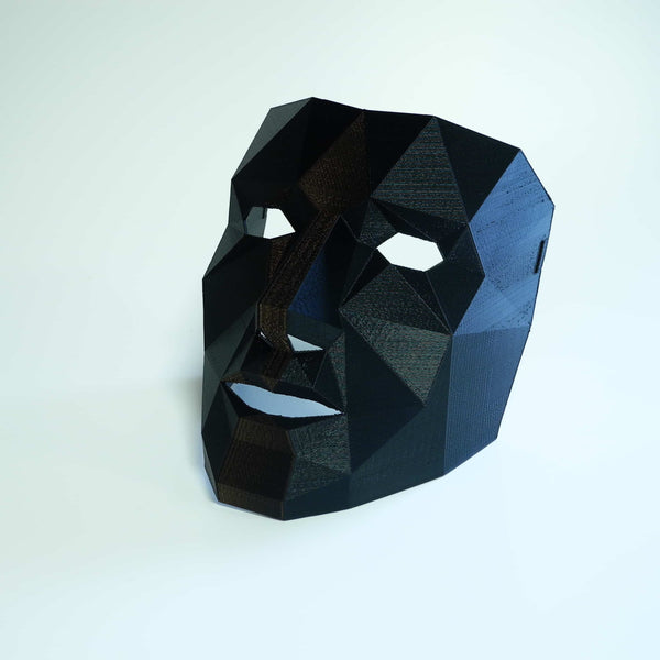 Masque polygone en PLA