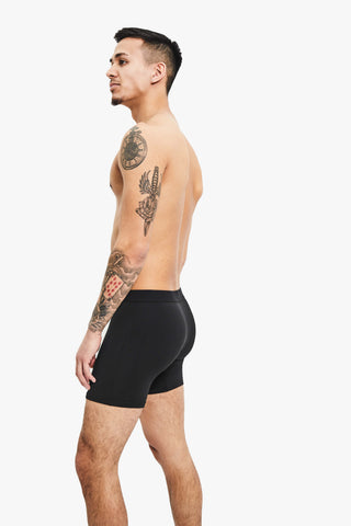 Nooks Boxer Briefs Multi Color Side Black 8 Pack