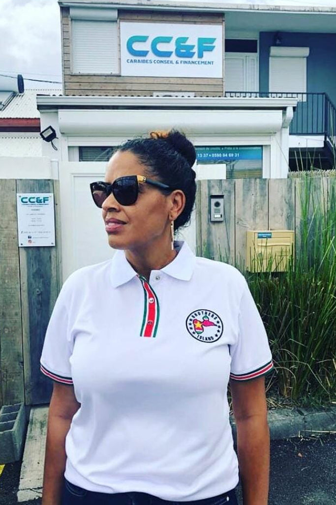 Polo Guadeloupe Femme YS