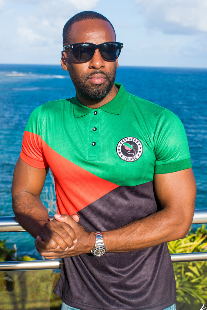 Polo RVN Martinique Homme