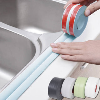 Waterproof & Oil Proof Tape Strip Kitchen Sink Paste