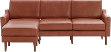 Load image into Gallery viewer, Nomad Leather Sectional
