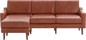 Nomad Leather Sectional