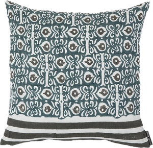 Zoe Teal Pillow