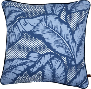 Wewe Blue Pillow