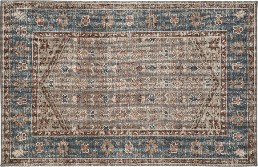 Evie Hand-Knotted Rug