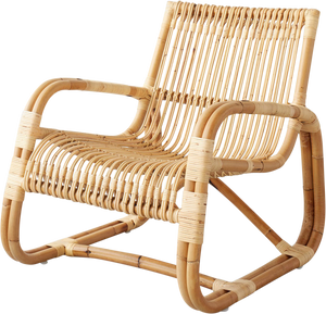 Curve Natural Lounge Chair