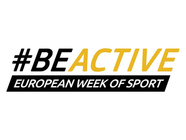 It's time to get active for the European Week of Sport!